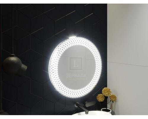 Зеркало в ванную комнату с подсветкой Варедо